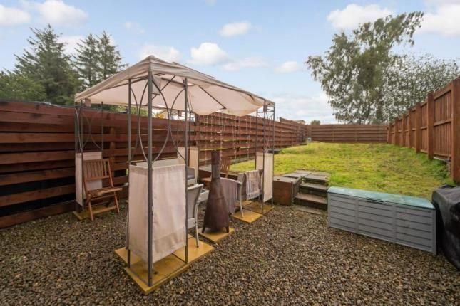 Garden of North Field, Hairmyres, East Kilbride, South Lanarkshire G75
