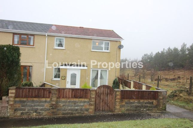 Thumbnail Property to rent in Yscuborwen, Tredegar, Blaenau Gwent.