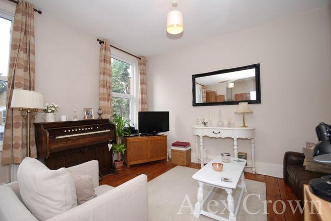 Thumbnail Flat to rent in Upper Tollington Park, London
