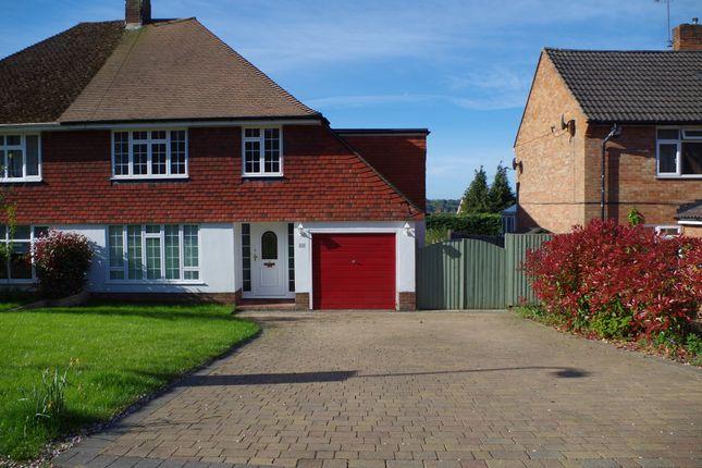 Thumbnail Semi-detached house for sale in Goddington Road, Bourne End