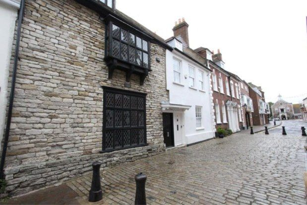 Thumbnail Town house to rent in Market Street, Poole