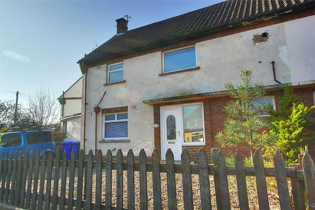 Thumbnail Terraced house for sale in Coltman Avenue, Beverley, East Yorkshire