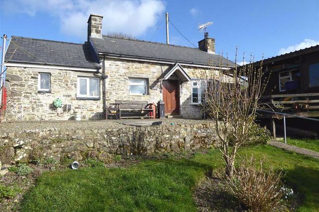 Thumbnail Cottage for sale in Rhydowen, Llandysul, Carmarthenshire
