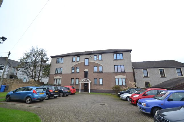 Thumbnail Flat for sale in Caledonia Road, Ardrossan, Ayrshire