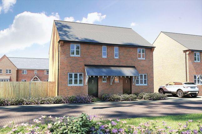 Thumbnail Semi-detached house for sale in Furlongs, Drayton, Abingdon