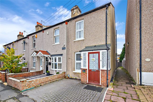 Thumbnail End terrace house for sale in Banks Lane, Bexleyheath, Kent
