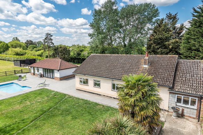 Thumbnail Detached bungalow for sale in Parkhurst Drive, Rayleigh