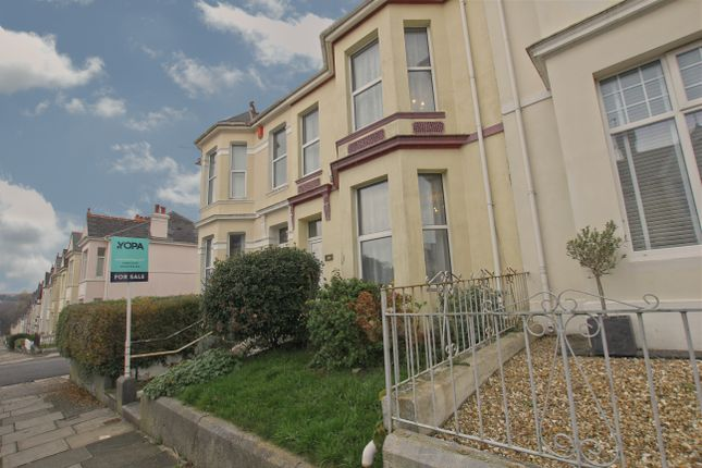 3 bed terraced house for sale in Trelawney Road, Peverell, Plymouth