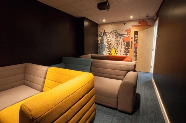 Cinema Room of Avalon Court, Kent Street, Nottingham, Nottinghamshire NG1