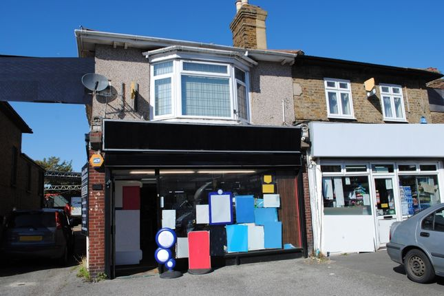 Thumbnail Commercial property for sale in Victoria Road, Gidea Park, Romford