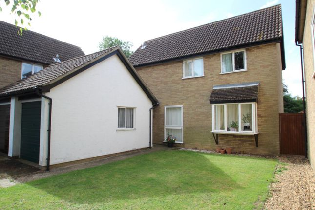 Thumbnail Detached house to rent in Scotts Crescent, Hilton, Huntingdon
