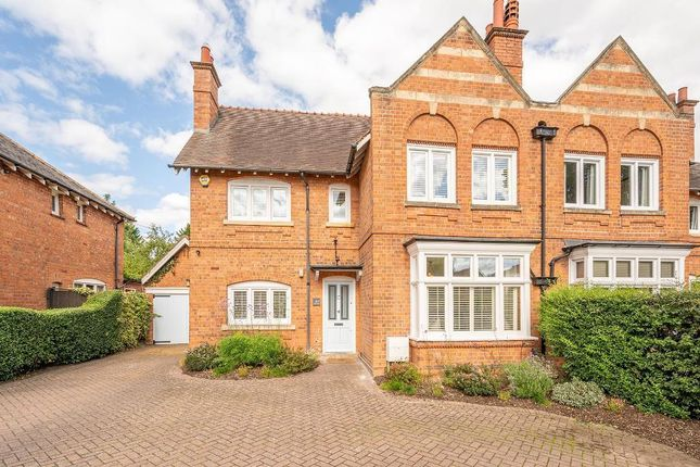 Thumbnail Semi-detached house for sale in Linden Road, Bournville Village Trust, Birmingham