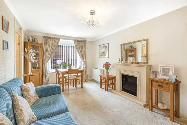 Thumbnail Flat for sale in Minster Court, Beverley, East Yorkshire