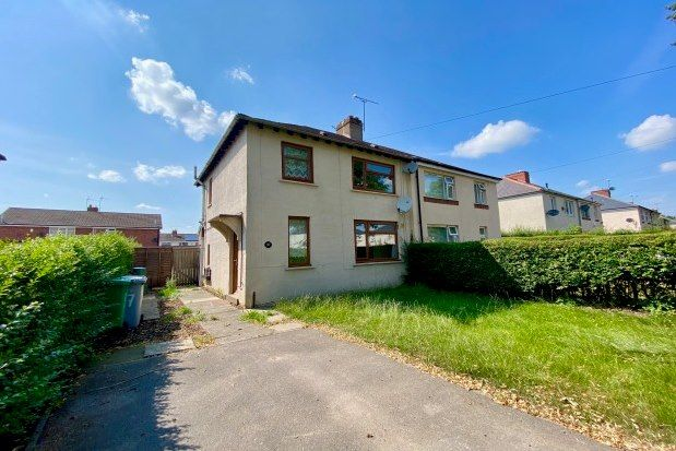 Thumbnail Semi-detached house to rent in Darlington Avenue, Crewe