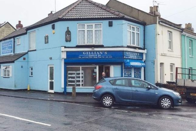 Thumbnail Restaurant/cafe for sale in Crofts End Road, Fishponds, Bristol