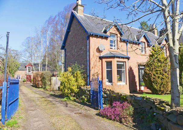 Thumbnail Detached house for sale in Boat Brae, Rattray, Blairgowrie