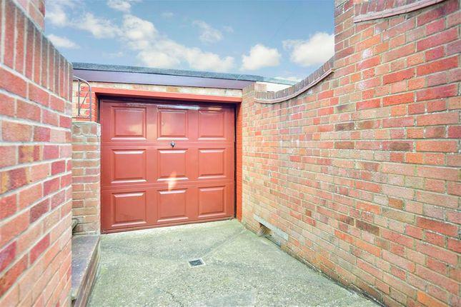 Garage of Walnut Close, Chatham, Kent ME5