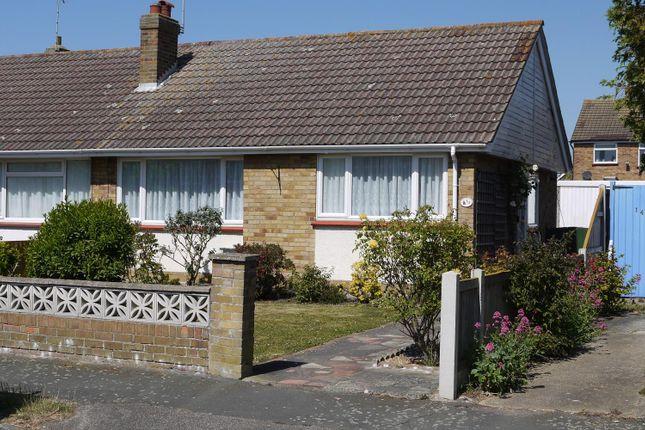 Thumbnail Bungalow to rent in Sandown Close, Clacton-On-Sea