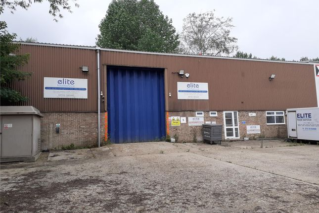 Thumbnail Warehouse to let in Unit 1, Budds Lane, Romsey, Hampshire