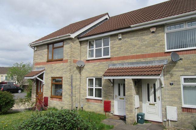 Thumbnail Terraced house to rent in Ffordd Tollborth, Llansamlet, Swansea