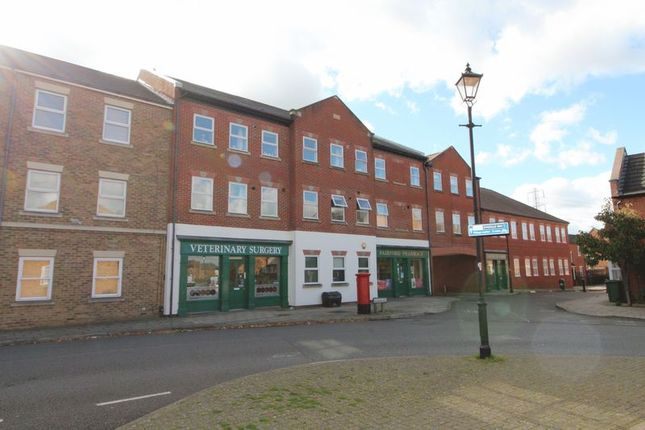 Thumbnail Flat to rent in Ashley Court, Fairford Leys, Aylesbury