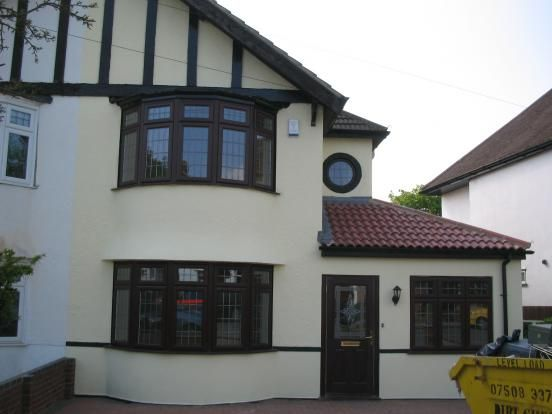Thumbnail Semi-detached house to rent in Nightingale Road, Petts Wood, Orpington, Kent