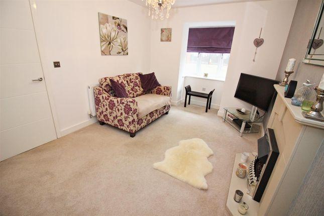 Living Room of Church Drive, Sandiacre, Nottingham NG10