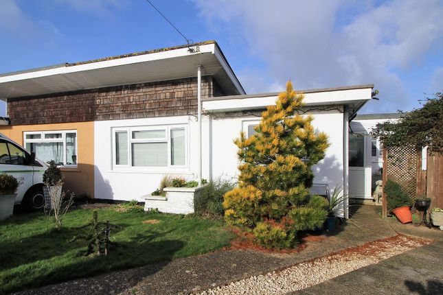 Thumbnail Semi-detached bungalow for sale in Haven Close, Pevensey Bay