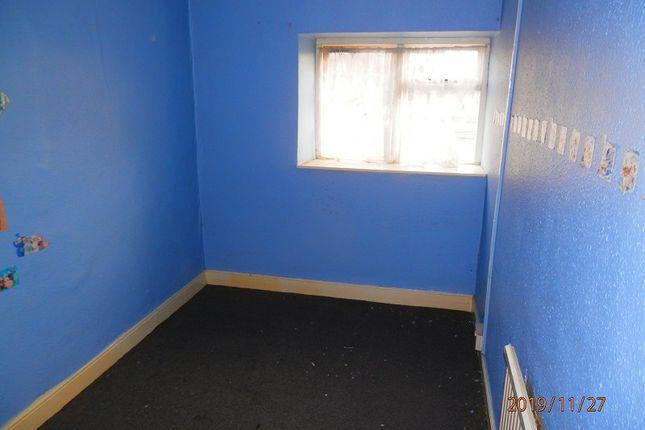 Bedroom Three of Thomas Street, Tonypandy, Rhondda, Cynon, Taff. CF40