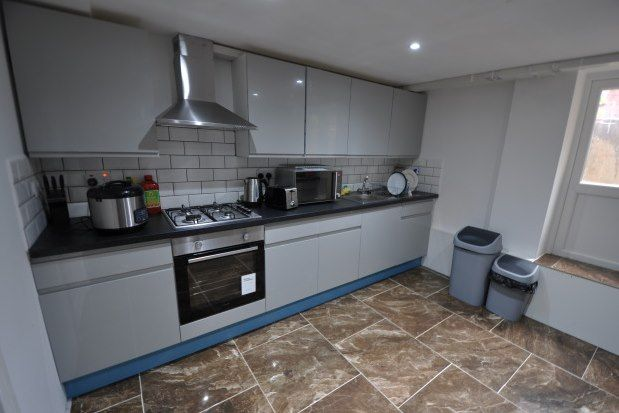 Thumbnail Terraced house to rent in Kingsthorpe Grove, Northampton