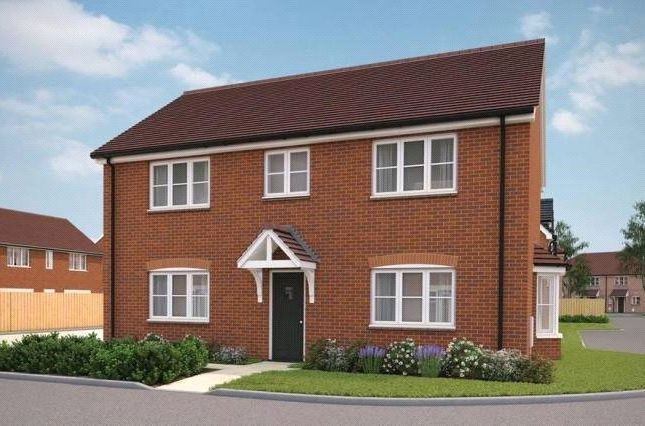 Thumbnail Detached house for sale in The Chichester Lenham, Shopwyke Lakes, Shopwhyke Road, Chichester