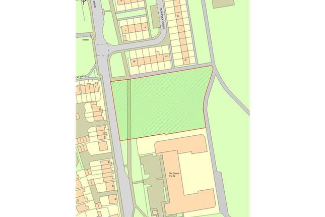 Thumbnail Land for sale in Land At Low Farm Drive, Redcar, Redcar & Cleveland, England