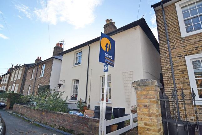 Thumbnail Terraced house to rent in Park Road, Hampton Wick