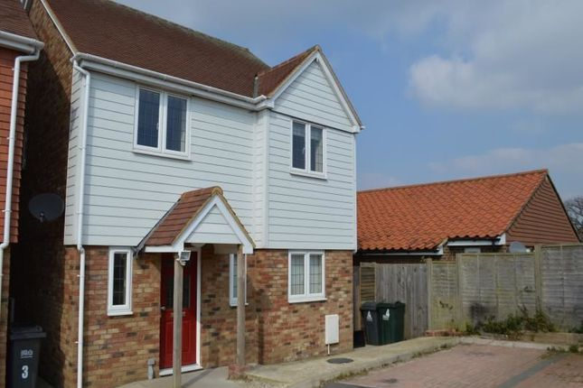 Thumbnail Detached house to rent in Orchard Way, Hastings