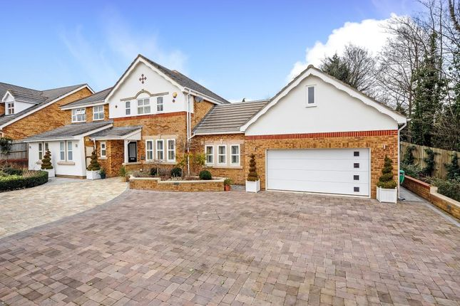 Thumbnail Detached house to rent in Egham, Surrey