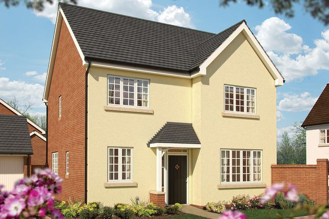 "Thumbnail Property for sale in ""The Aspen"" at Pixie Walk, Ottery St. Mary"