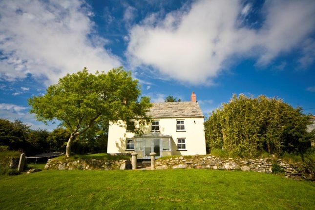 Thumbnail Farmhouse for sale in St Breward, Bodmin