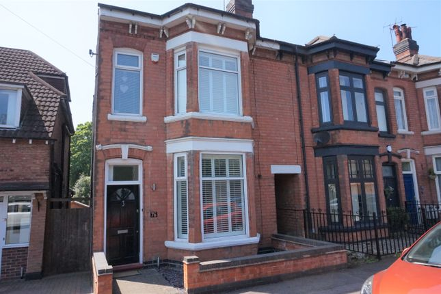 Thumbnail End terrace house for sale in Eastern Road, Wylde Green, Sutton Coldfield