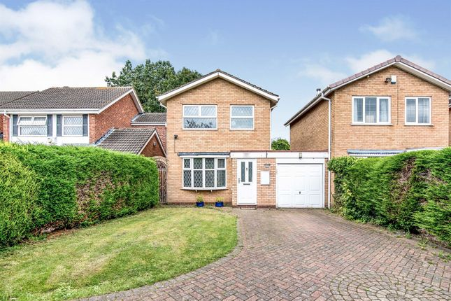 3 bed detached house for sale in Stapleton Close, Minworth, Sutton Coldfield B76