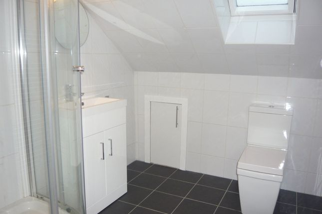 Bathroom of Rose Street, Dunfermline KY12
