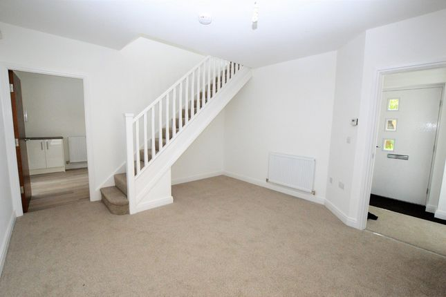 Thumbnail Town house for sale in Cambrian Court, Upper Cambrian Road, Chester