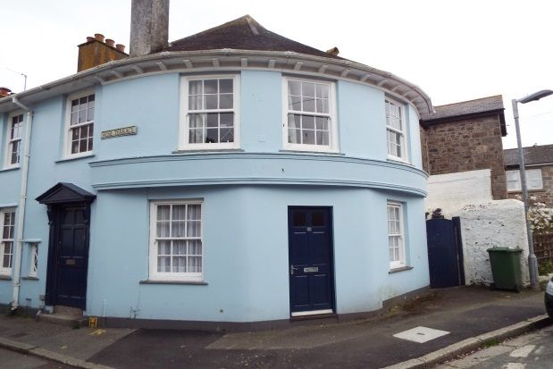 Thumbnail Flat to rent in Rose Terrace, Rosevean Road, Penzance