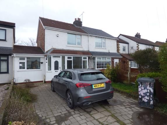 Thumbnail Semi-detached house for sale in Flaxfield Road, Formby, Liverpool, Merseyside