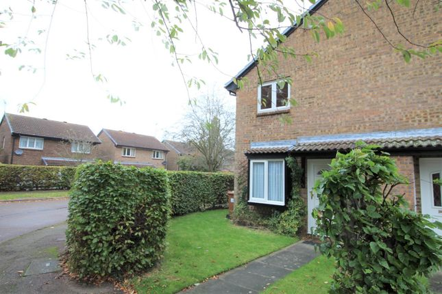 Thumbnail End terrace house to rent in Forresters Drive, Welwyn Garden City