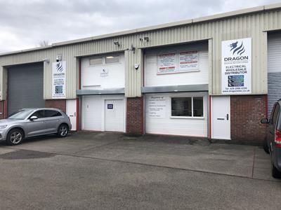 Thumbnail Office to let in 3A, Maritime Court, Bedwas House Industrial Estate, Caerphilly