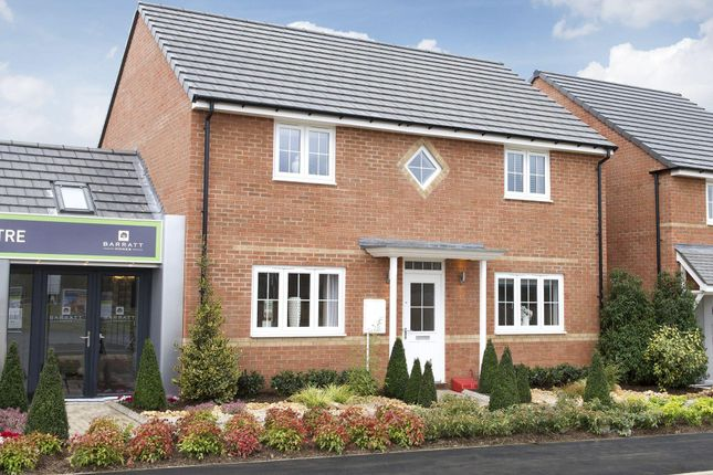 """Thumbnail Detached house for sale in """"Thornbury"""" at Bruntcliffe Road, Morley, Leeds"""