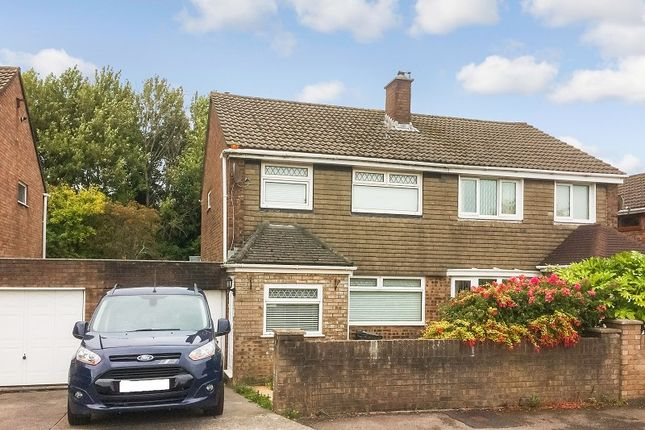 Thumbnail Semi-detached house for sale in Westlands, Port Talbot, Neath Port Talbot.