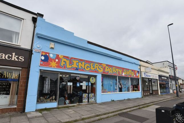 Thumbnail Retail premises for sale in Gloucester Road, Patchway, Bristol