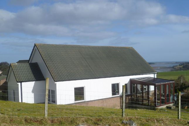 Thumbnail Bungalow for sale in Ptarmigan Lodge Cambusavie, Dornoch, Sutherland