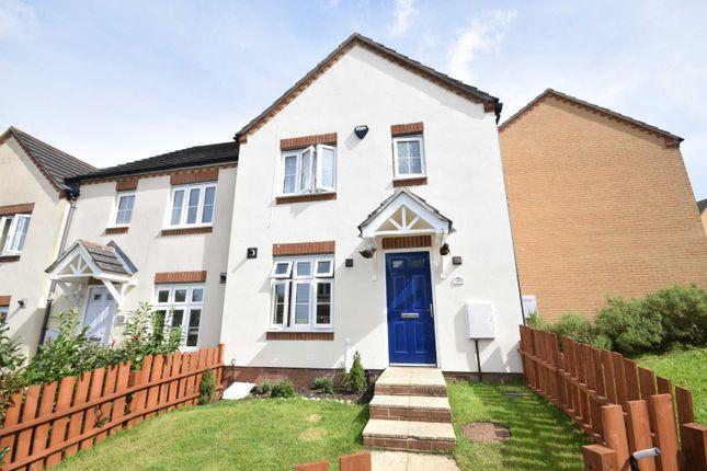 Thumbnail Semi-detached house for sale in Morton Drive, Torrington